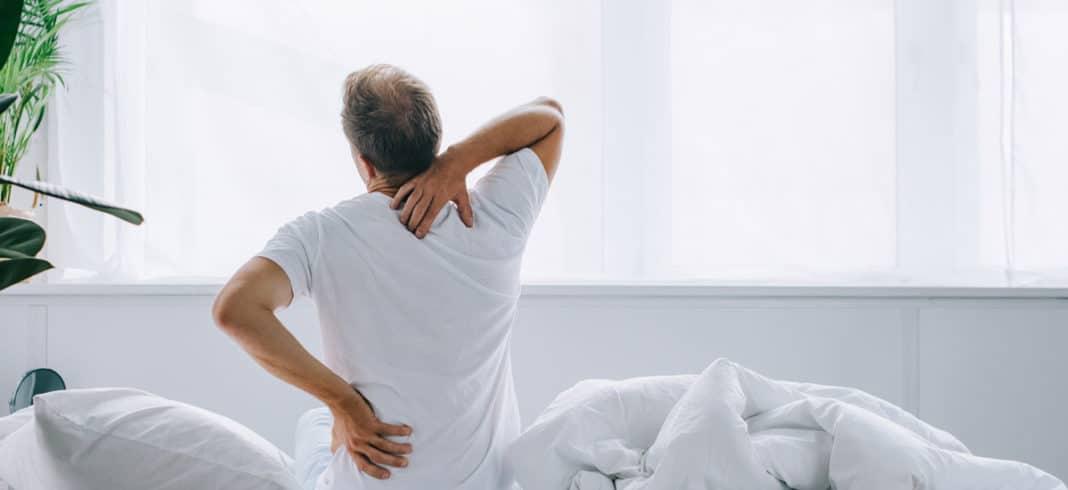 CMD Rückenschmerzen